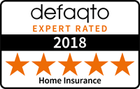 Defaqto 5 Star Home Insurance